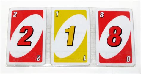 Uno Number uno card clipart