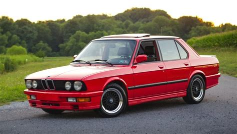 1988 bmw 535is 1988 bmw 535is for sale on bat auctions closed on