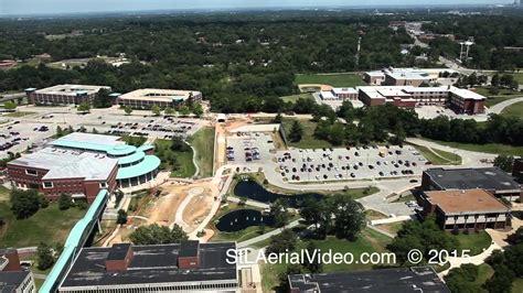 Umsl Vs Mo State Mba by Umsl Of Missouri St Louis Aerial Orbit