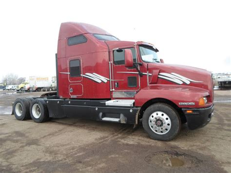 2007 kenworth truck 2007 kenworth t600 conventional trucks for sale 146 used