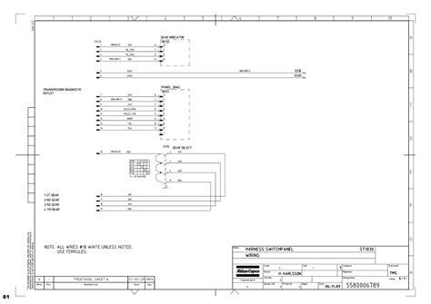 atlas copco 1600 wiring diagram wiring diagram with