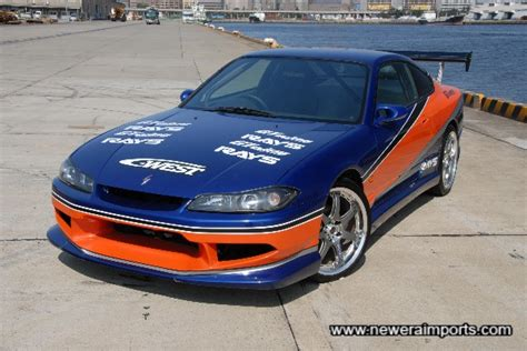 nissan silvia fast and furious newera imports home stock cardetails