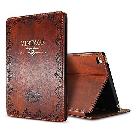 Mini 4 Smart Book Leather Flipcover Flipcase Autolock Casing 1 mini 1 2 3 vintage brown book type leather flip cover miniko tm modern slim book