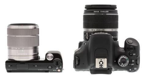 Kamera Dslr Sony Nex 5 memilih sistem kamera saku dslr micro four thirds nex nx nikon 1