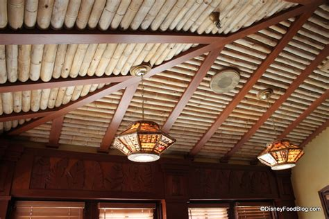 The Bamboo Ceiling by Review Dine With An Imagineer Opportunity At Disney S
