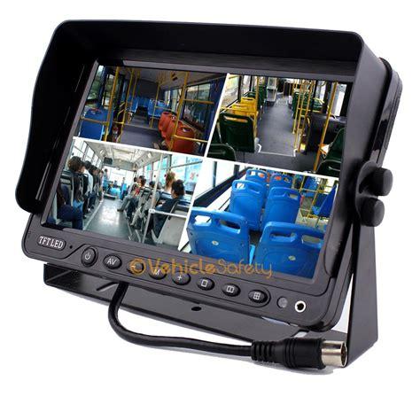 2017 7 split screen monitor ccd rear view