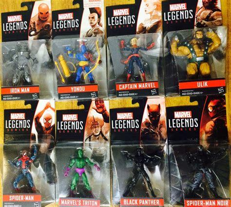 Legend Series marvel legends series black panther iron 8 figuras