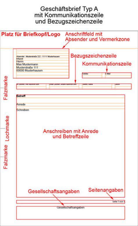 Brief B4 Schweiz din 5008 gesch 228 ftsbrief erstellen nach din norm