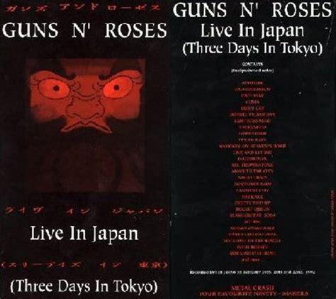 download mp3 guns n roses live in tokyo guns n roses bootleg covers
