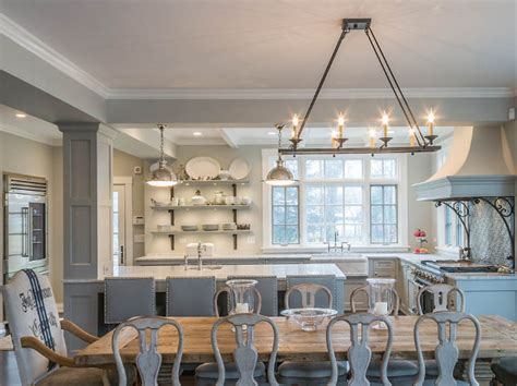 Grey Dining Room Kitchen Paint Color Interior Design Ideas Home Bunch