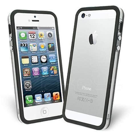 Donald And Bumper Casing Iphone 5 5s Se bumper for iphone 5s 5 black mobilezap australia