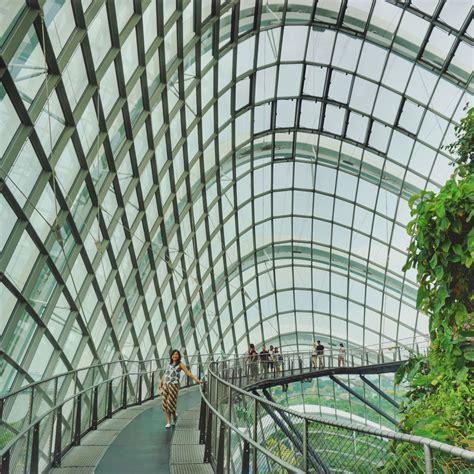 Tiket Garden By The Bay Singapore Dewasa Ocbc Skyway gardens by the bay singapore bukan sekedar kebun biasa