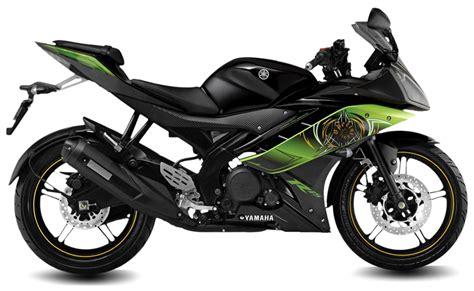 Motor Yamaha R15 Hitam yamaha r15 hijau hitam