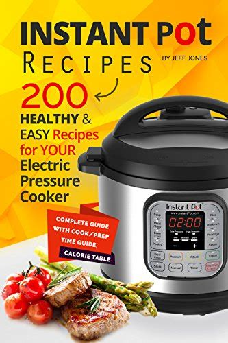 instant pot blank recipe book blank pressure cooker cookbook with table of contents fill in the blank pages blank instapot cookbook collect your journals and gifts for cooks volume 1 books trolleytrends instant pot recipes 200 healthy easy