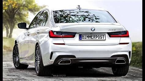 2019 Bmw 3 Series Brings 2019 bmw 3 series brings exterior car review 2019