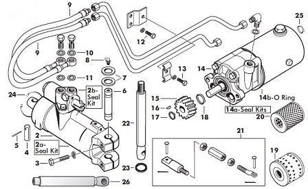 Massey Ferguson 265 Parts Diagram massey ferguson 265 power steering