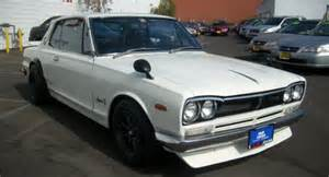 Nissan Skyline 1972 1972 Nissan Skyline Gt R S45 Up For Sale At A California