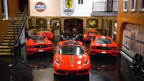 The Garage Motor Club by For 600k You Can Keep Your Car In This Ultimate Cave
