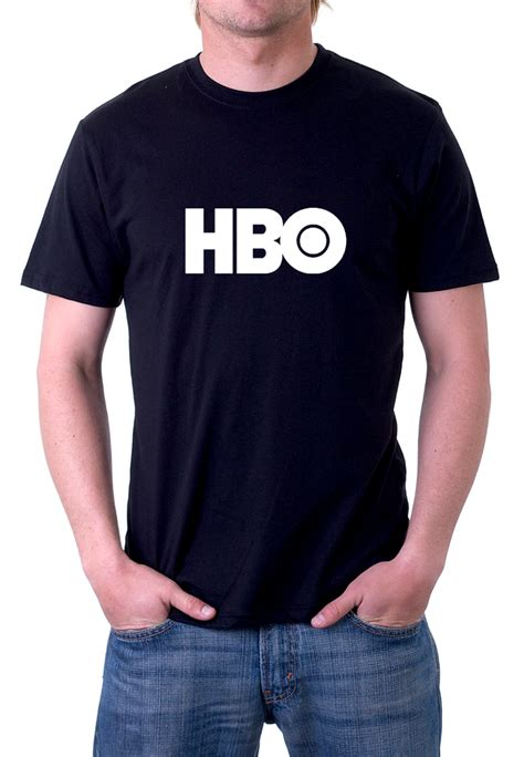 hbo tv black t shirt by customtshirt on deviantart