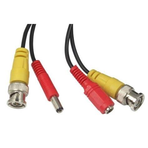 Dc Kabel Cctv Kabel Dc Cctv Adaptor Dc 1 kabel 20m pro kamery cctv konektory bnc a dc