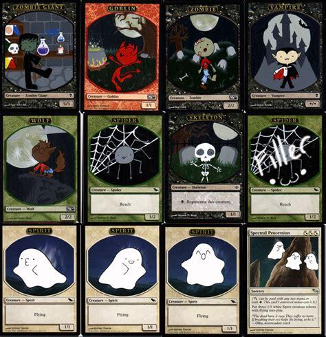 Mtg Tokens Printable magic the gathering printable tokens images