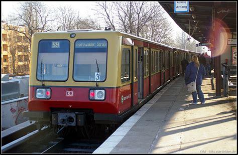 Seit Bei Der S Bahn Berlin Der Winterfahrplan Gilt Ist