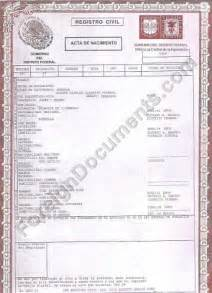 translation of mexican birth certificate to template certified birth certificate translation russian and
