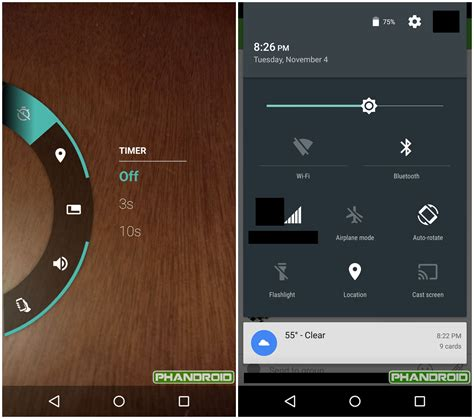 screenshots android screenshots of moto x running android 5 0 lollipop leaks