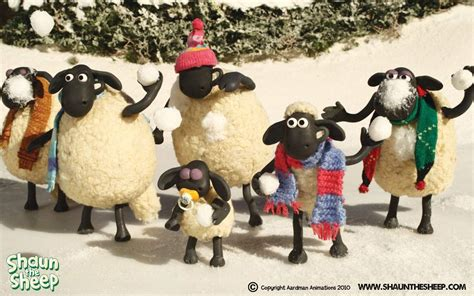 film kartun kambing gambar shaun the sheep