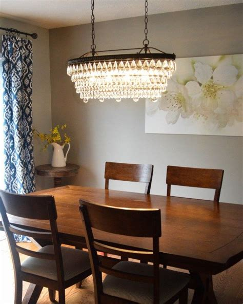 Pottery Barn Dining Room Lighting Allen And Roth Chandelier Pottery Barn Look Alike For 600 Less Home Lighting