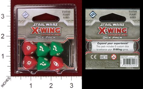 Wars X Wing Miniatures Dice Pack dicecollector s dice added in october 2012
