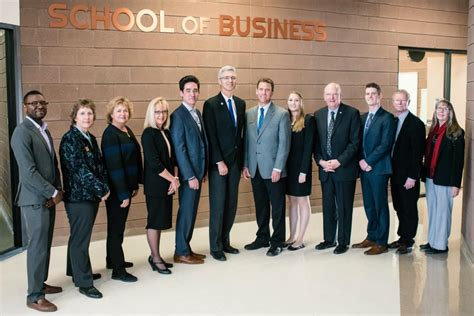 Mba Prescott by Prescott Cus Introduces New School Of Business Embry