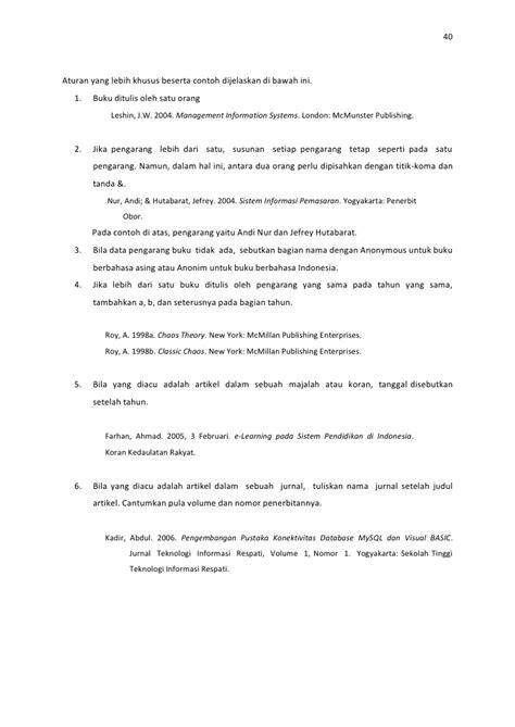 membuat proposal ta contoh penulisan daftar pustaka anonim contoh 193