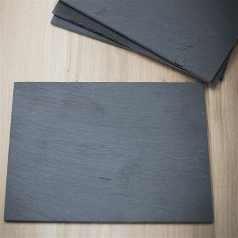 Slate Place Mats by Buy Garden Trading Slate Placemats Set Of 4 Amara