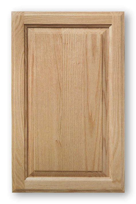 unfinished raised panel kitchen cabinets oak raised panel cabinet doors roselawnlutheran