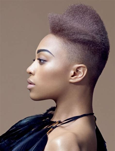 Pixie Hairstyles For Black by 2018 Pixie Haircuts For Black 26 Coolest Black