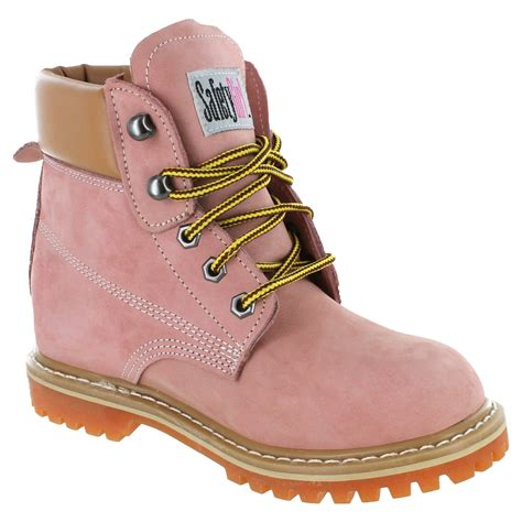 womans work boot safetygirl ii soft toe waterproof women s work boots