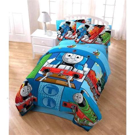 thomas the train twin bed thomas the tank engine 4 piece twin bed set comforter ebay