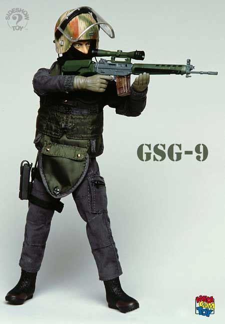 gsg 9 figure medicom figures