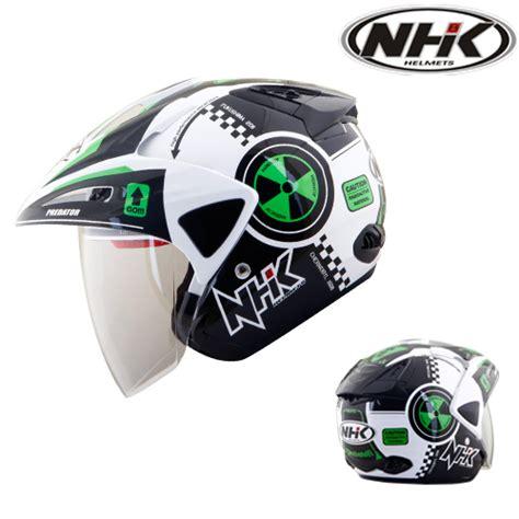 Helm Nhk Beyond Helm Nhk Predator Radioactive Pabrikhelm Jual Helm Murah