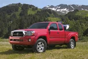 2005 Toyota Recalls Toyota Recalls 690 000 2005 2011 Tacoma