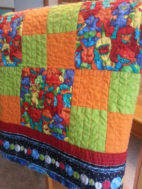 Quilts For Toddlers by I See Improvement Quilts For Sew Jenn O