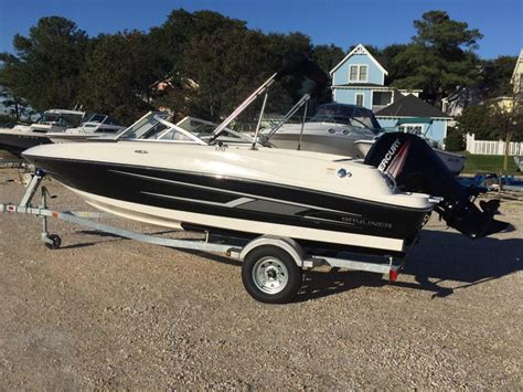 bowrider boats for sale virginia bayliner 170 bowrider boats for sale in virginia