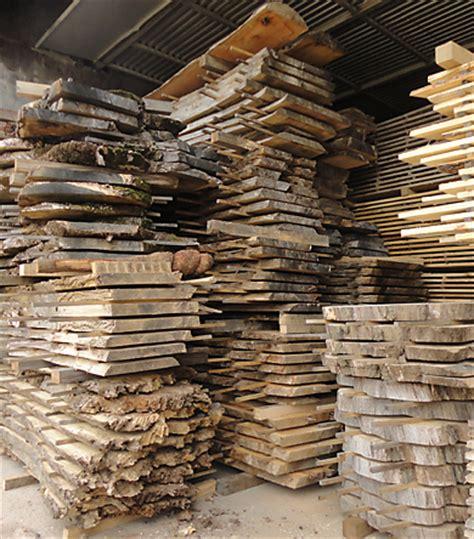 Wide Wood Slabs
