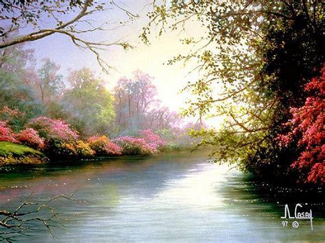 imagenes de jardines soñados aquarelles at autres peintures