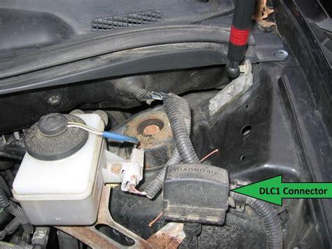 on board diagnostic system 2000 lexus rx electronic throttle control dlc1 data link connector club lexus forums
