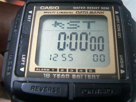 Casio Db36 1avdf Original relojes casio db 36