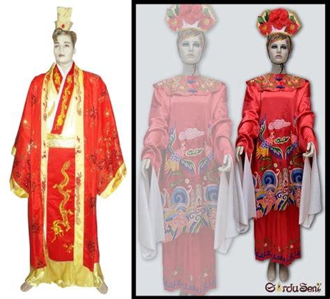 Baju Atasan Dari Negara Singapura kostum cina gardu seni pusat sewa kostum baju dan pakaian di jakarta