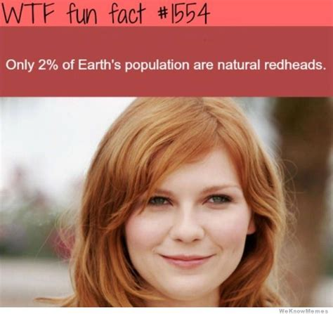 Redhead Meme - wtf fun fact redheads meme collection
