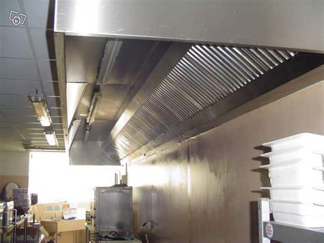 d馮raissage hotte cuisine professionnel hotte aspirante professionnelle occasion